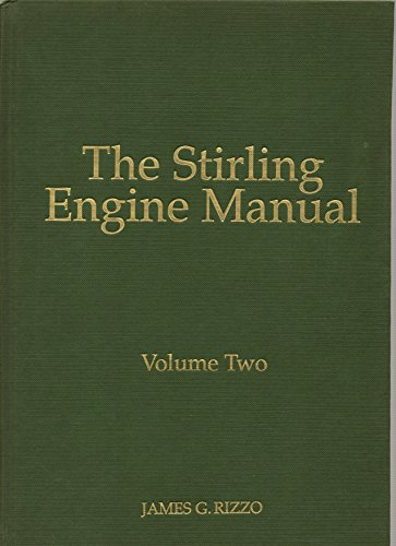 Stirling Engine Manual Volume 2 (v. 2)