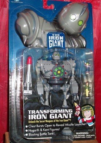 - The Iron Giant Transforming IRON GIANT