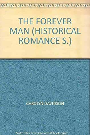 book cover of The Forever Man