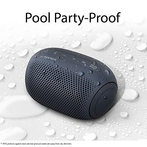 21% savings on a LG water-resistant speaker