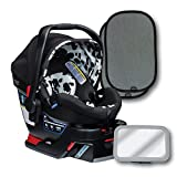 Britax B-Safe 35 Elite Infant Seat Bundle, Cowmooflage