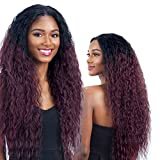 free and equal - FL 002 - EQUAL FRONTAL LACE HAND-TIED FREE PART HAIR LACE FRONT WIG (2)