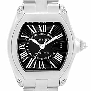 Cartier Roadster automatic-self-wind mens Watch W62041V3 (Certified Pre-owned)