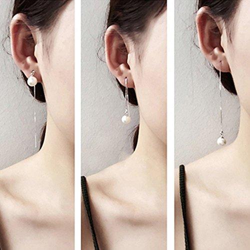 Korean Style Earrings - 9