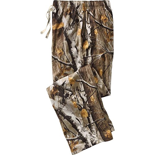 Legendary Whitetails Big Game Camo Lounge Pants Medium