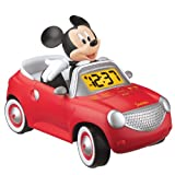 Mickey Mouse Rockin' Ride Alarm Clock