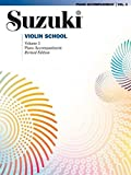 Suzuki Violin School, Vol 3: Piano Acc.