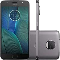 Smartphone Motorola Moto G5s Plus 32GB 4G 13MP Platinum
