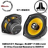 JL Audio C1-525 x 5-1/4 2-Way Coaxial Car Audio Speakers
