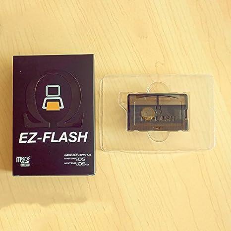 Entrega gratis Tarjeta de juego EZ Omega Micro SD para GBA ...