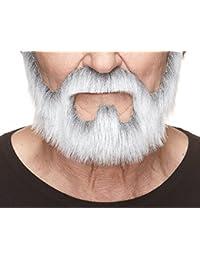 Blonde Stick On Reaic Fake Beard For Hercules Viking Gladiator Wrestler Fancy Dress Cosplay Ume