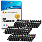 30 (6 SETS) Compatible PGI-525 CLI-526 Ink Cartridges for Canon Pixma iP4800 iP4840 iP4850 iP4950 MG5120 MG5140 MG5150 MG5240 MG5250 MG6140 MG6150 MG8120 MG8140 MG8150 iX6550 MX885 - High Capacity