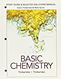 Study Guide and Selected Solutions Manual for Basic Chemistry 5th Edition
