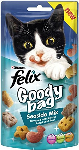 Felix Goody Bag Seaside Mix (60g) - Pack of 6