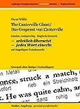 The Canterville Ghost - Das Gespenst Von Canterville by Oscar Wilde (2013-10-04)