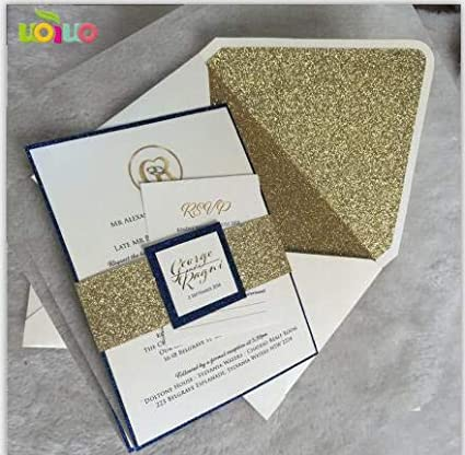 Amazon Com Occus 1pcs Sample Wedding Invitations Ting