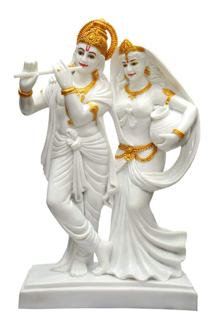 Buy Niraj Art Marble Beautifully Handicraft Design God Krishna