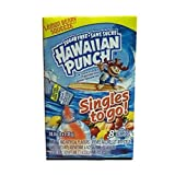 Hawaiian Punch Singles to Go, 8 Packets Per Box (Pack of 4) (Lemon Berry Squeeze)