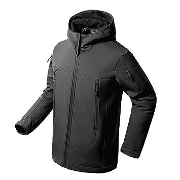 Amazon.com: Flying Eagle chaquetas tácticas Softshell forro ...