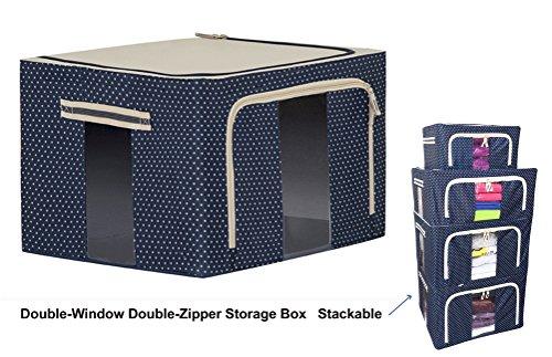 Clothes Quilt Bedding Storage Box - - 9