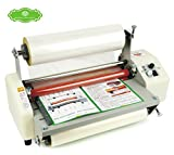 Newest version 13'' (330mm) A3 Laminator Four Rollers Hot Roll Laminating Machine