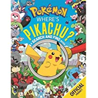 Where's Pikachu? A Search and Find Book: Official Pokémon