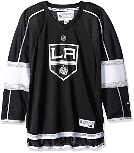 NHL Los Angeles Kings Replica Youth Jersey, Black, Large/X-Large