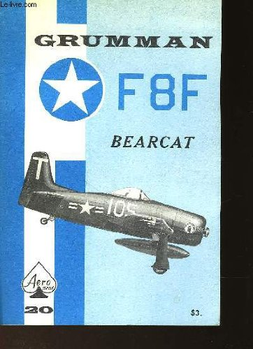 Grumman F8F Bearcat - Aero Series 20 for sale  Delivered anywhere in USA
