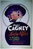 Lady Killer, James Cagney & Mae Clark, Margaret Lindsay, 1933 - Premium Movie Poster Reprint 28