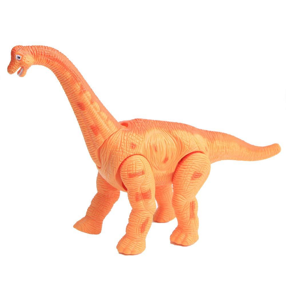 ALIKEEY Le ModèLe PréFéRé De Jouet De Dinosaure De Simulation pour Enfant ✿des Enfants pour Enfants Nouveau Children's Kid's Favorite Simulation Dinosaur Toy Model Clockwork Toy ✿New