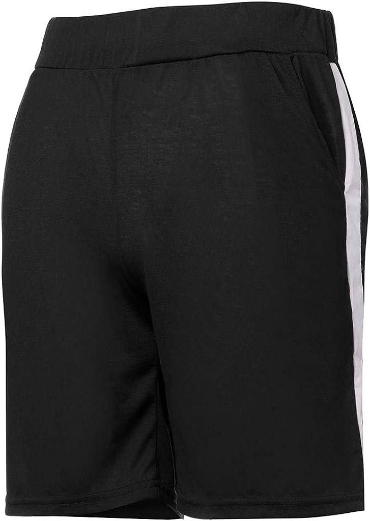 Rosennie Herren Gym Outfit Set Fr/ühling Sommer /ärmellose Slim Fit Weste Tank Top Shorts Jogginganzug M/änner Beil/äufige Hosenanzug Top T-Shirt Bodybuilding Fitness Mens Sportswear