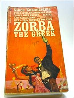 zorba the greek online book