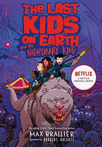 N Y Halloween Parade (The Last Kids on Earth and the Nightmare)
