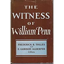 The Witness of William Penn