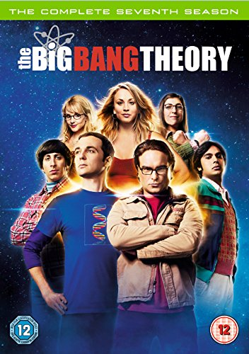 The Big Bang Theory Temporada 7 720p Dual Español Latino/Ingles