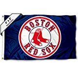 Boston Red Sox Large Flag 4x6 Feet Banner