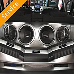 Looking for Car Powered Subwoofer Installation? Hire a handpicked service pro from Amazon Home Services. Backed by Amazon's Happiness Guarantee.
