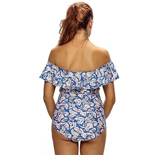 Joansam - Traje de una pieza - para mujer Azul