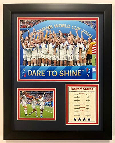 (Legends Never Die USA USWNT - Women's World Cup 2019 Champions 12