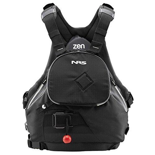 (NRS Zen Lifejacket (PFD)-Black-XXL)