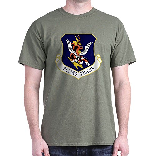 CafePress - Flying Tigers T-Shirt - Classic Cotton T-Shirt 1ecf37019419