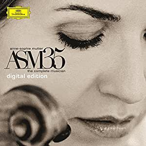 ASM35 - Anne-Sophie Mutter - The Complete Musician [40 CD Limited Edition]