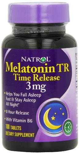 Natrol Melatonin tablets Health Beauty