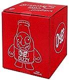 Kidrobot The Simpsons Dizzy Duff Beer 3-Inch Vinyl Figure