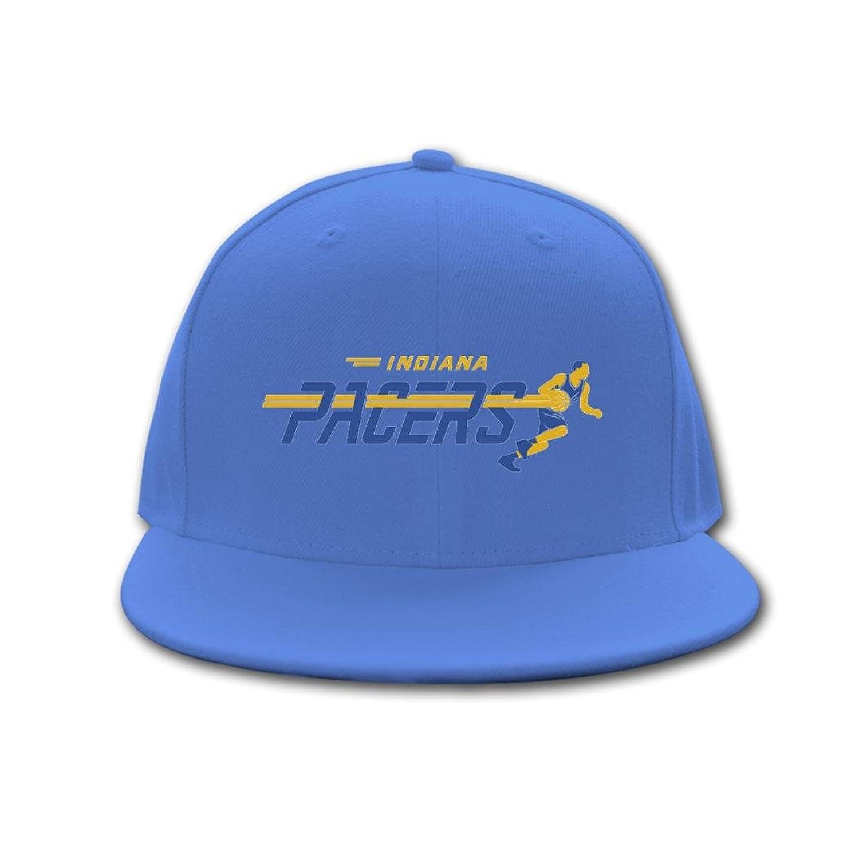 Popular Sun Hat 2016 NBA Logo Indiana Pacers 100% cotton Hip-hop cap for mens womens