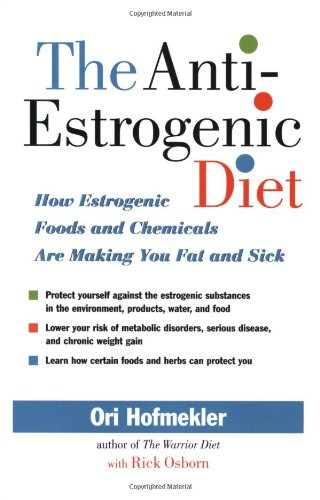 the anti estrogenic diet book