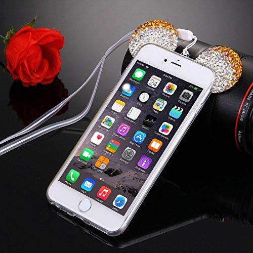 phone taschen schalen f r iphone 6 plus 6s plus maus ohr. Black Bedroom Furniture Sets. Home Design Ideas