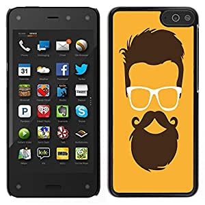 Dragon Case - FOR Amazon Fire Phone - Zeal without knowledge - Caja protectora de pl??stico duro de la cubierta Dise?¡Ào Slim Fit