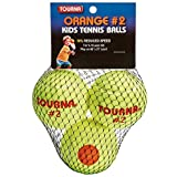 Tourna Low Compression Stage 2 Orange Dot Tennis Ball
