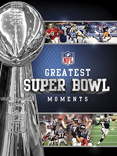 NFL Greatest Super Bowl Moments - Games Nfl Playoff